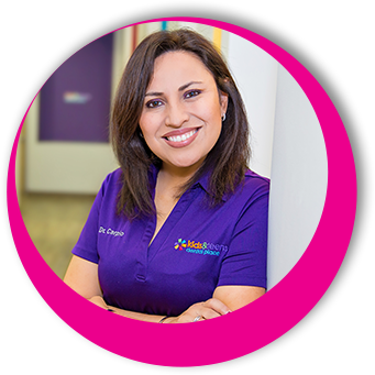 Dr. Cecilia Carpio - Pediatric Dentist in Pearland, Houston, Alvin, Rosharon and Sugarland