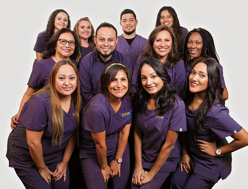 Dr. Carpio Team in Pearland, TX