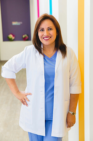 Dr. Cecilia Carpio - Pediatric Dentist in Pearland also serving Houston, Alvin, Rosharon, Lake Jackson, Missouri City and Sugarland