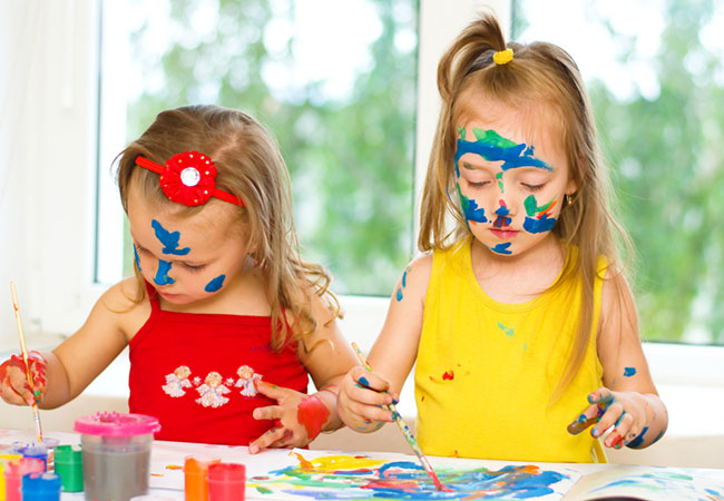 Kids with Paint - Pediatric Dentistry in Pearland, Houston, Sugarland, TX
